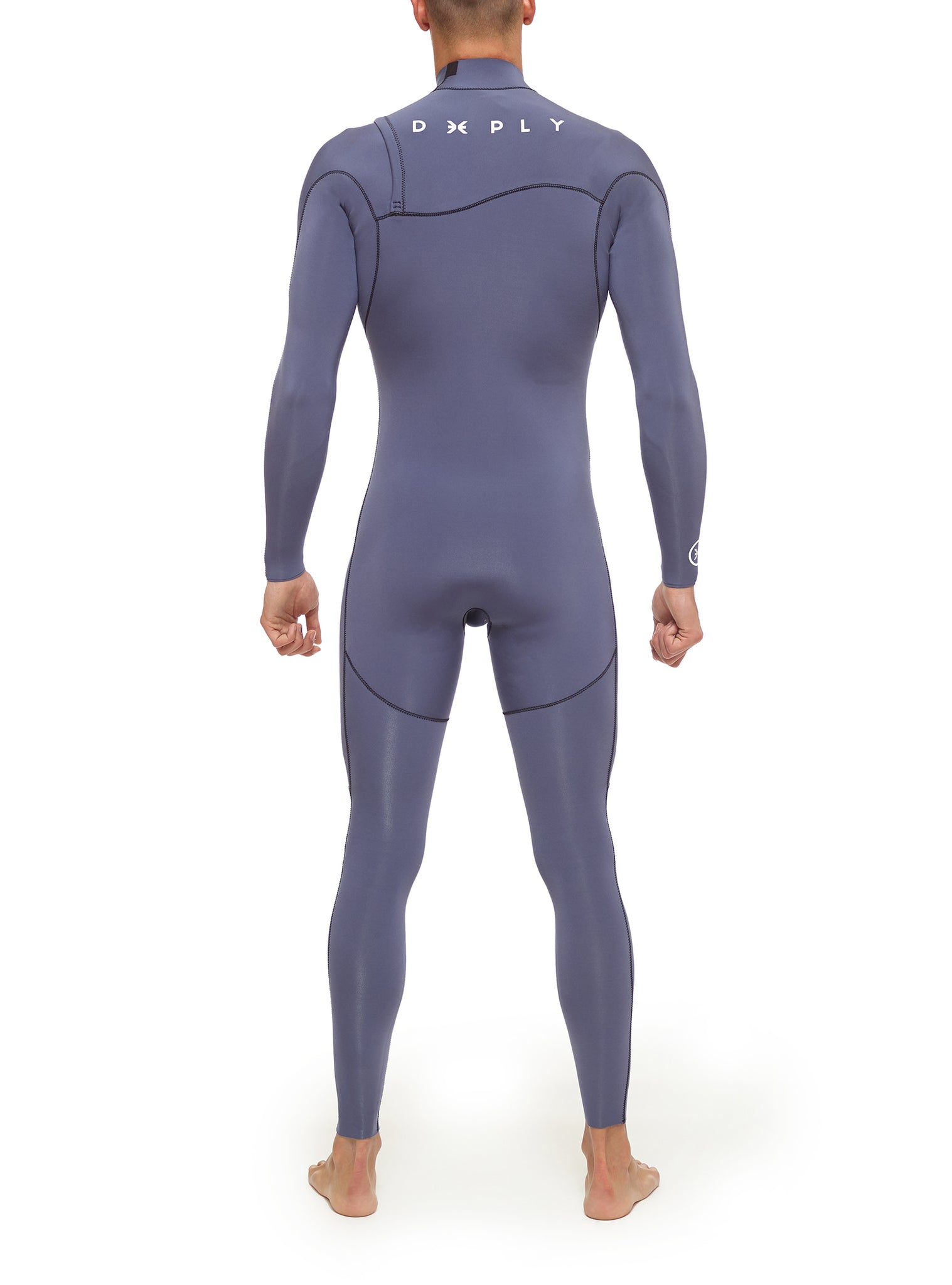 Wetsuit Man Performance 3/2 Zipperless Petrol Blue