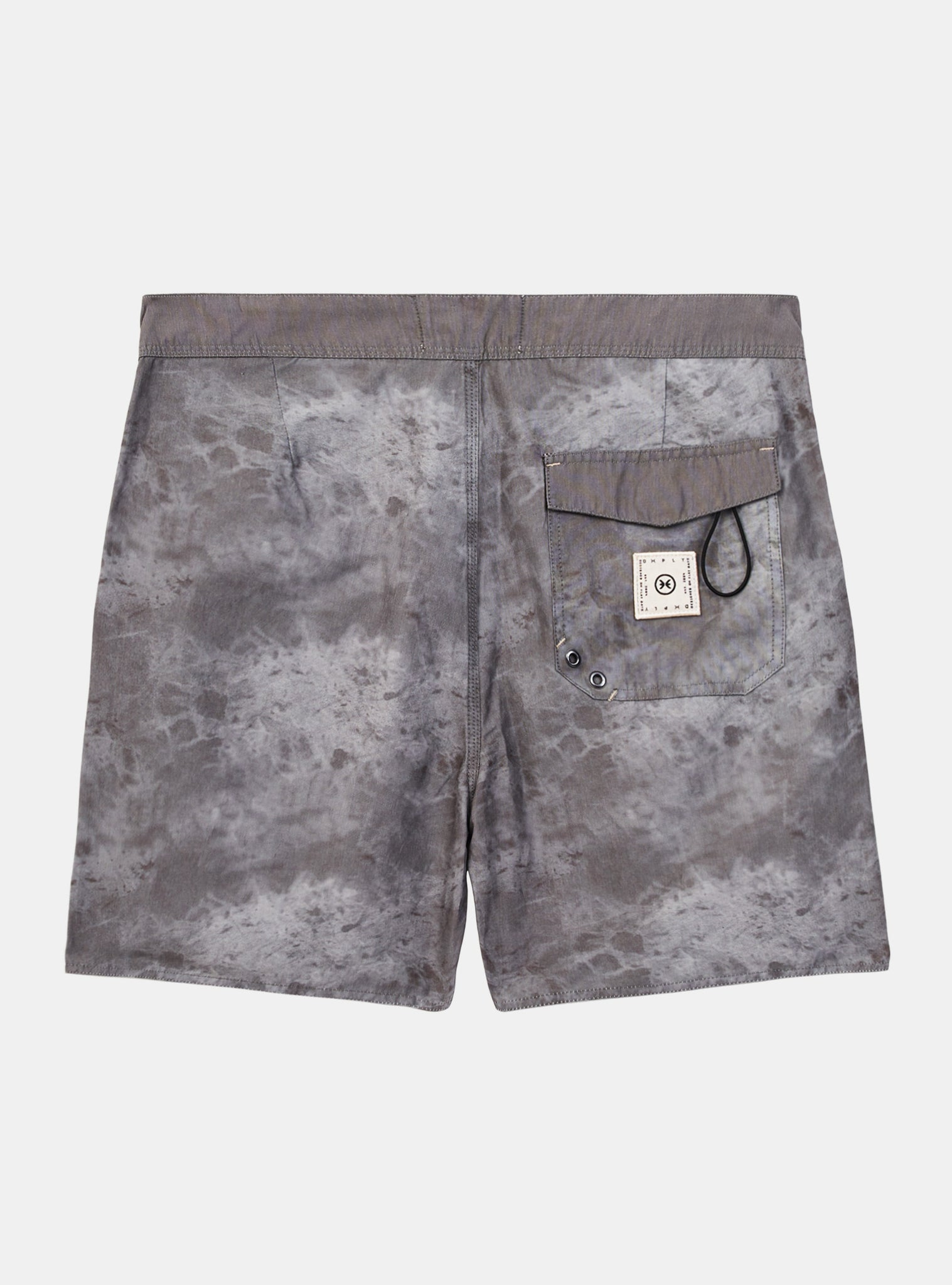 Concrete Days Boardshort Grey