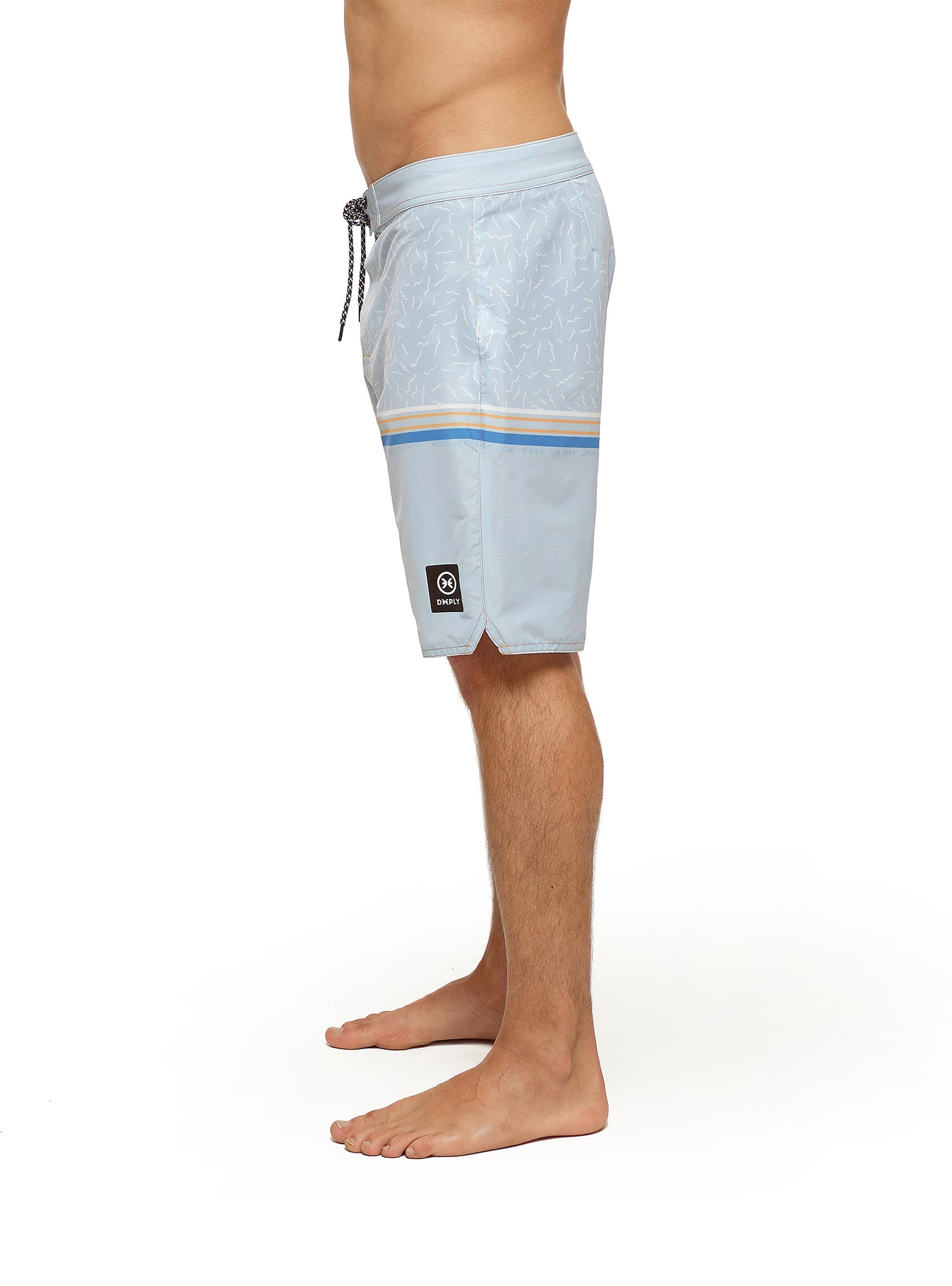 Dawn Boardshort Light Blue