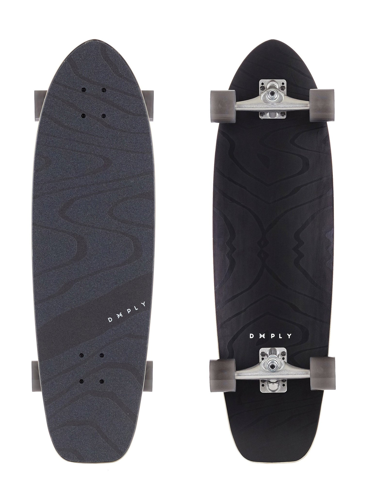 Skate Surfskate Core Grey