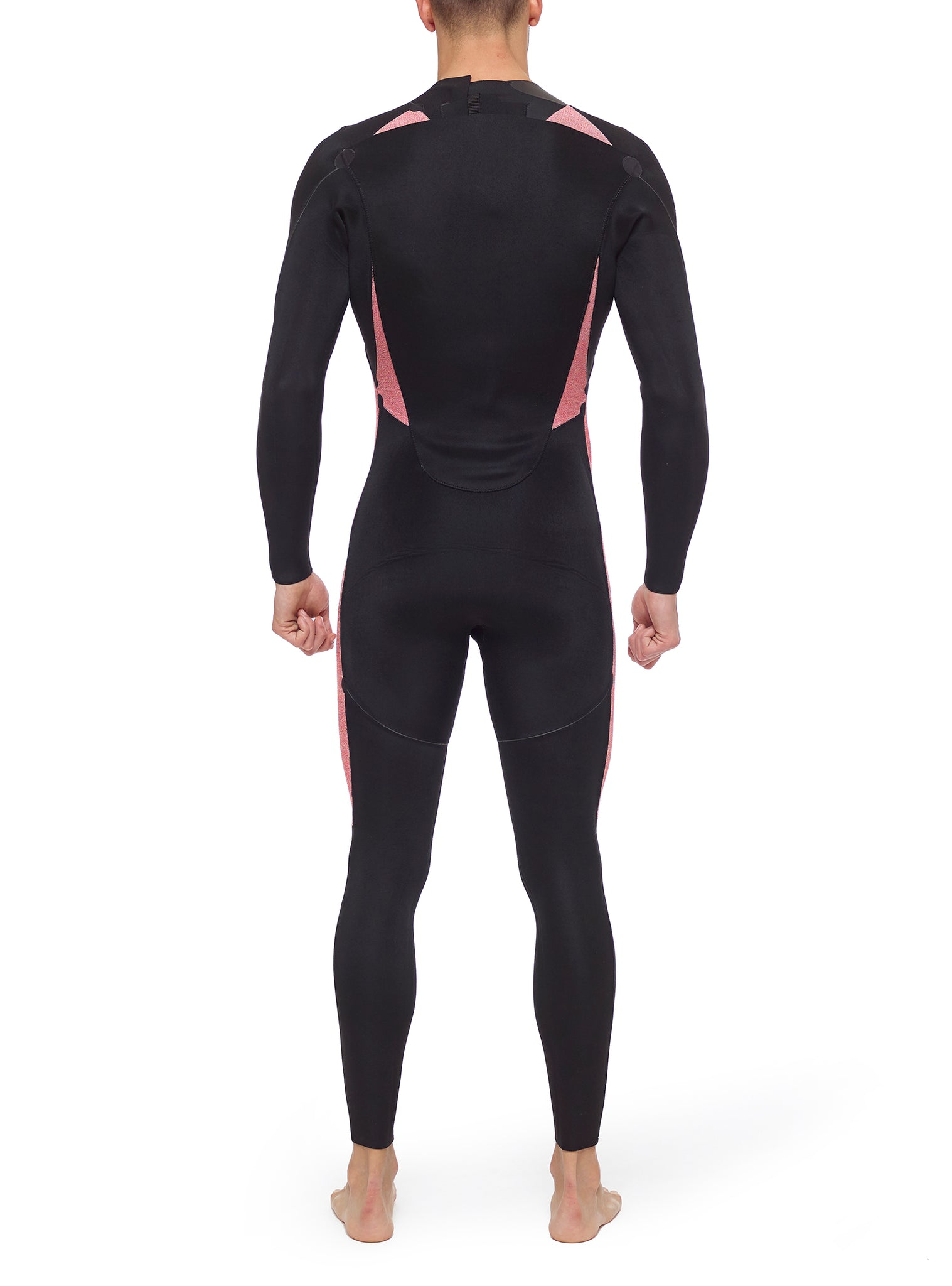 Wetsuit Man Performance 4/3 Back Zip Black