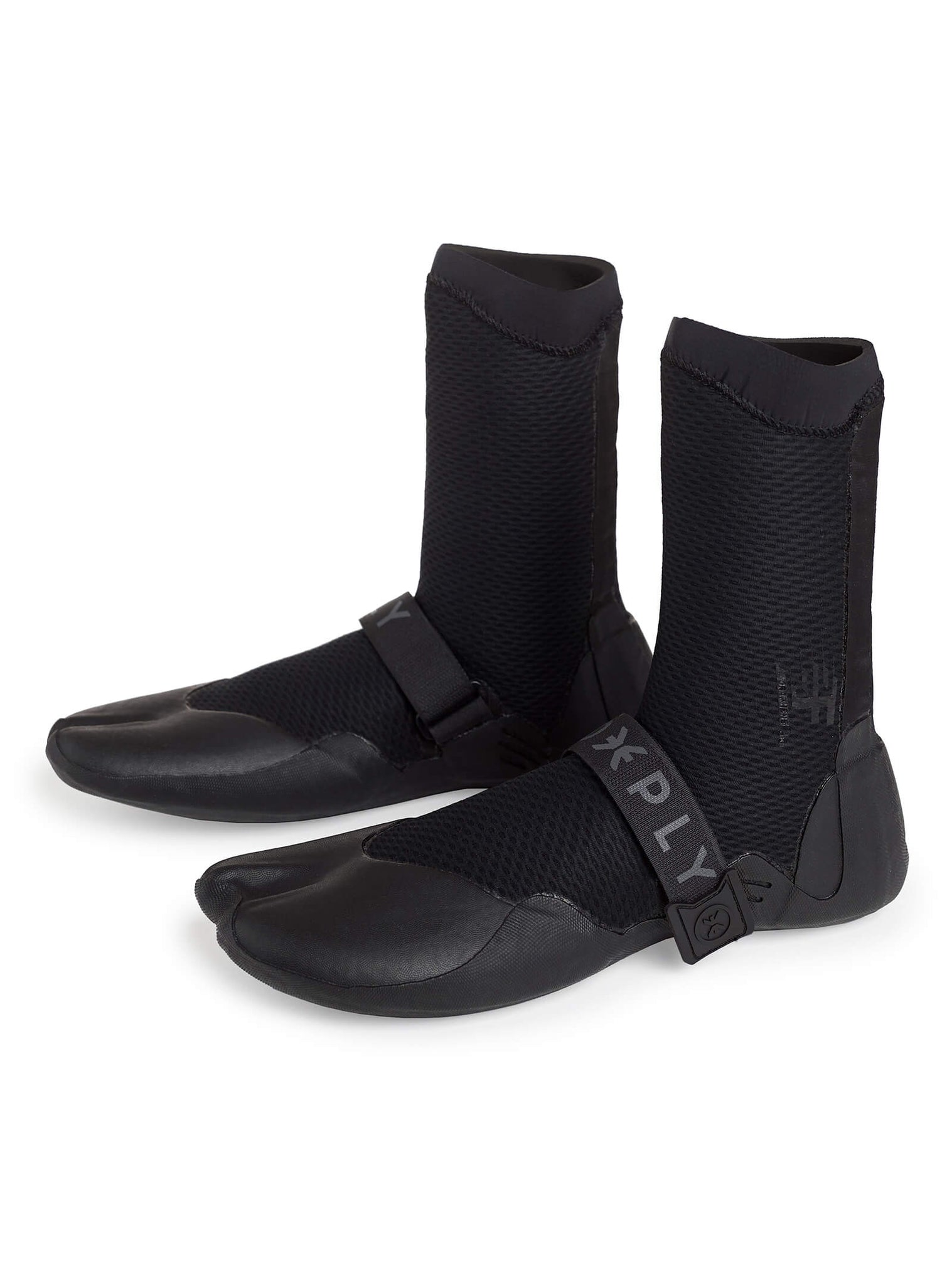 Surf Boots 3mm Graphene Surf Boots Black