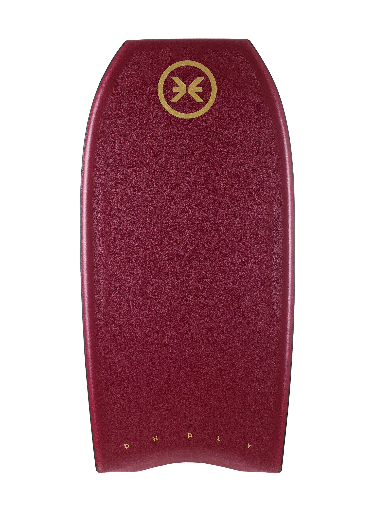 Quad Concave Bodyboard Brown