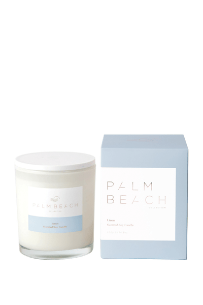 Palm Beach Collection - Linen 420g Candle
