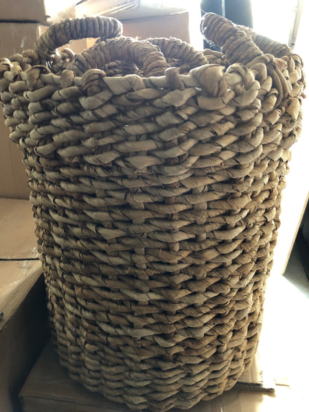 Large Weave Banana Fibre Basket