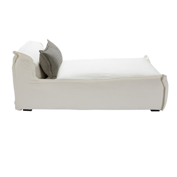 Askara Unstructured Sofa Chaise