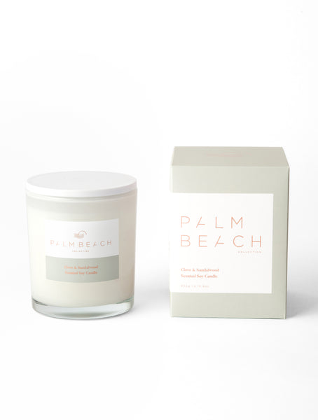 Palm Beach Collection - Clove and Sandalwood 420g Candle