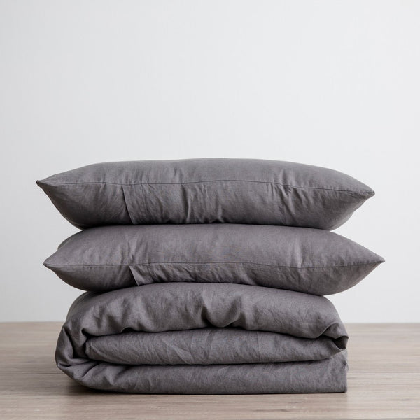 Cultiver Linen Quilt Cover set King