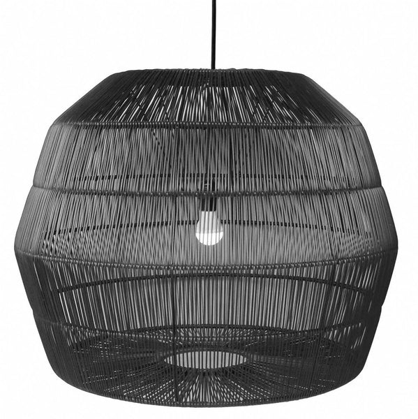 Mandali Pendant Light Black Uniqwa