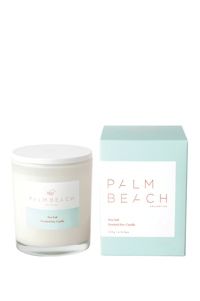 Palm Beach Collection - Sea Salt 420g Candle