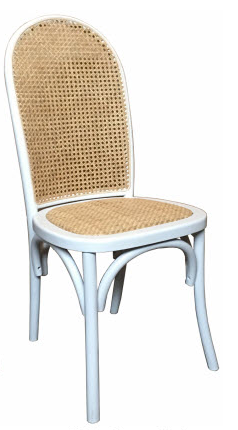 Antilles Dining Chair Tall White