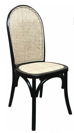 Antilles Dining Chair Tall Black