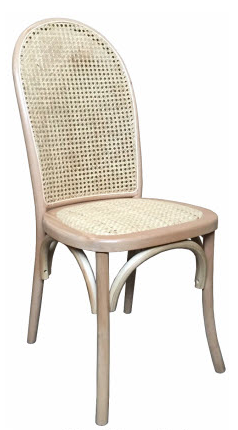 Antilles Dining Chair Tall Natural