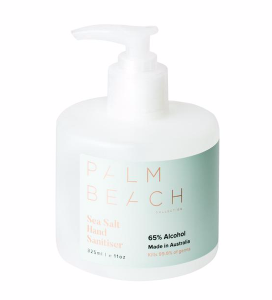 Palm Beach Hand Sanitiser Sea Salt