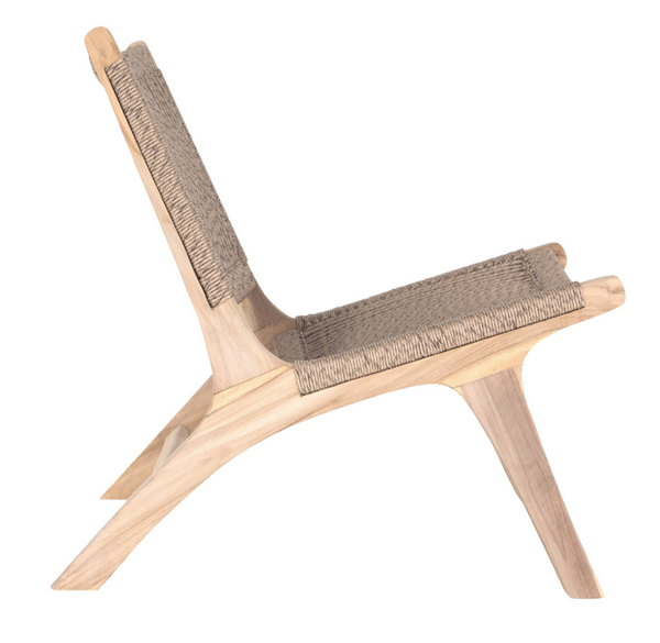 Cape Town Occasional Chair Natural Uniqwa Furniture