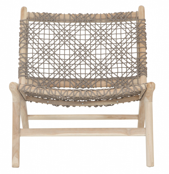 Cape Town Occasional Chair Rope Uniqwa Furniture