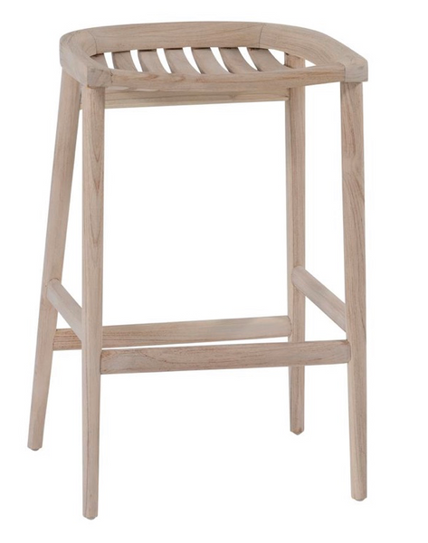 Tarkuli Barstool Natural Uniqwa Furniture