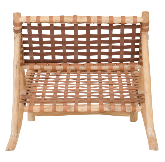 Sunset Occasional Chair Natural Uniqwa Furniture