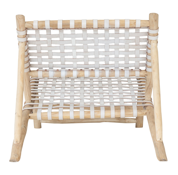 Sunset Occasional Chair White Uniqwa Furniture
