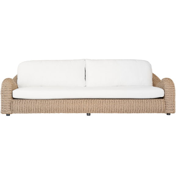 Tanzania Sofa Three Seater Uniqwa Furniture