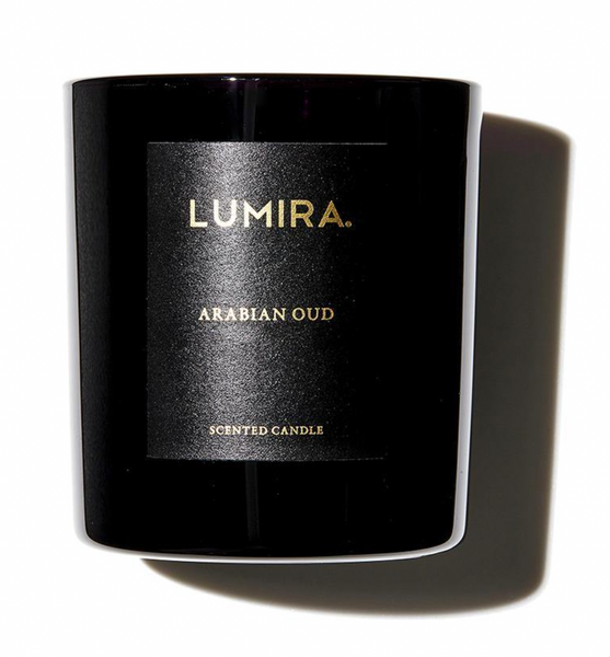 Lumira Arabian Oud Scented Candle