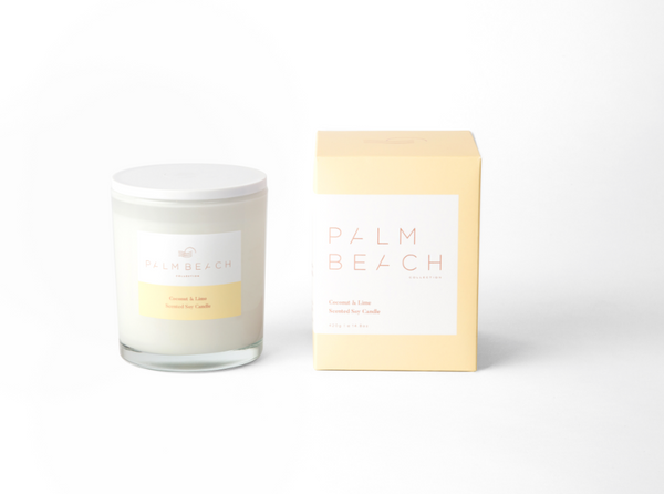 Palm Beach Collection - Coconut and Lime 420g Candle