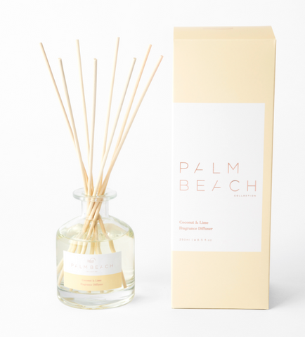 Palm Beach Collection - Coconut and Lime Diffuser 250ml