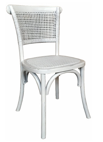 Parisian Dining Chair White