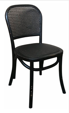 Antilles Dining Chair Black