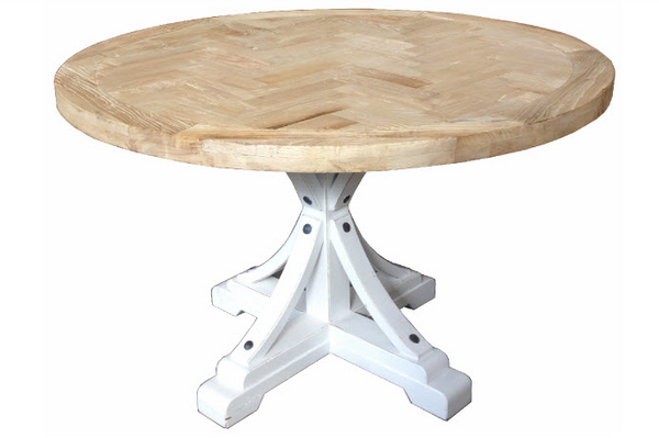 Antilles Dining Table White Base