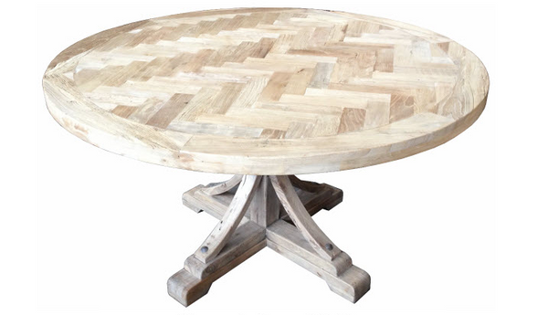 Antilles Dining Table Natural Base