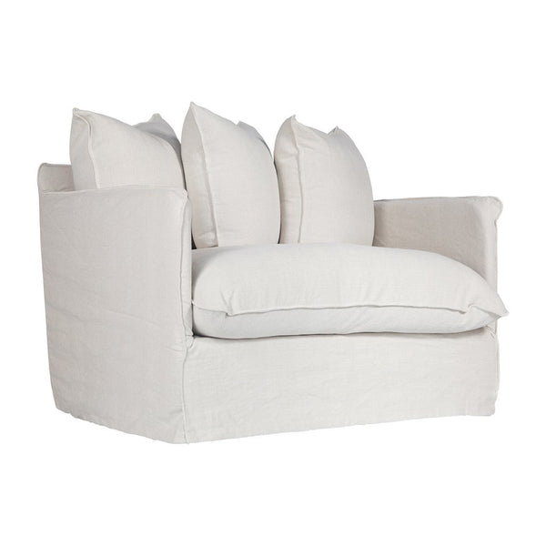 Singita Sofa Armchair Sand Uniqwa Furniture