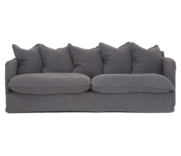 Singita Sofa Charcoal Uniqwa Furniture