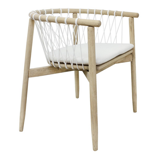 Arniston Dining Chair White Uniqwa Furniture