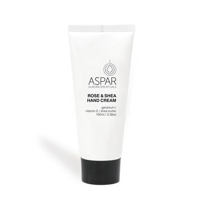 ASPAR Rose & Shea Hand Cream 100ml
