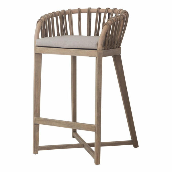 Malawi Tub Barchair Natural Uniqwa Furniture