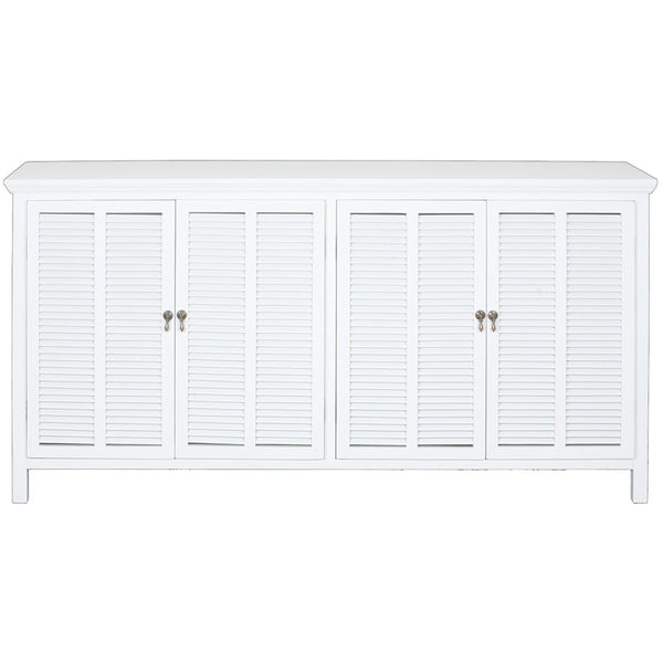 Louvre Buffet White