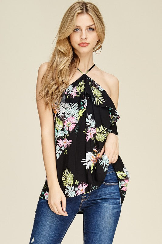 Tropical Paradise Top