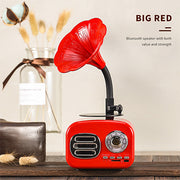Bluetooth speaker phonograph