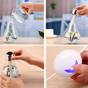 Ultrasonsonic Home Office Mini Aromatherapy LED Humidifier
