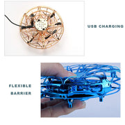 Mini Tesseract UFO Drone Quadcopter