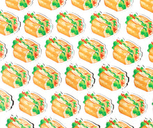 Load image into Gallery viewer, Vietnamese Banh Mi Sandwich Cube