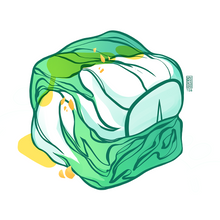 Load image into Gallery viewer, Baby Choy Cube