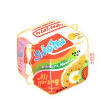 Load image into Gallery viewer, Instant Ramen (Mi Goreng) Cube