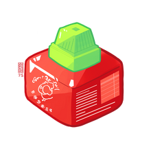 Load image into Gallery viewer, Siracha Cube