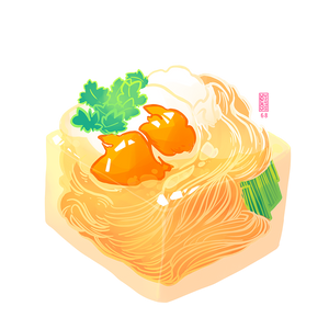 Udon Cube
