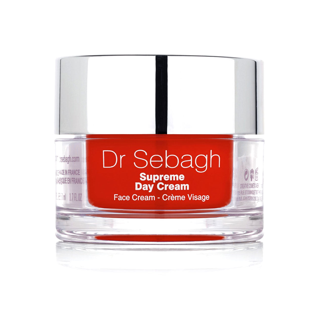 DR. SEBAGH - Supreme Day Cream - 50ml