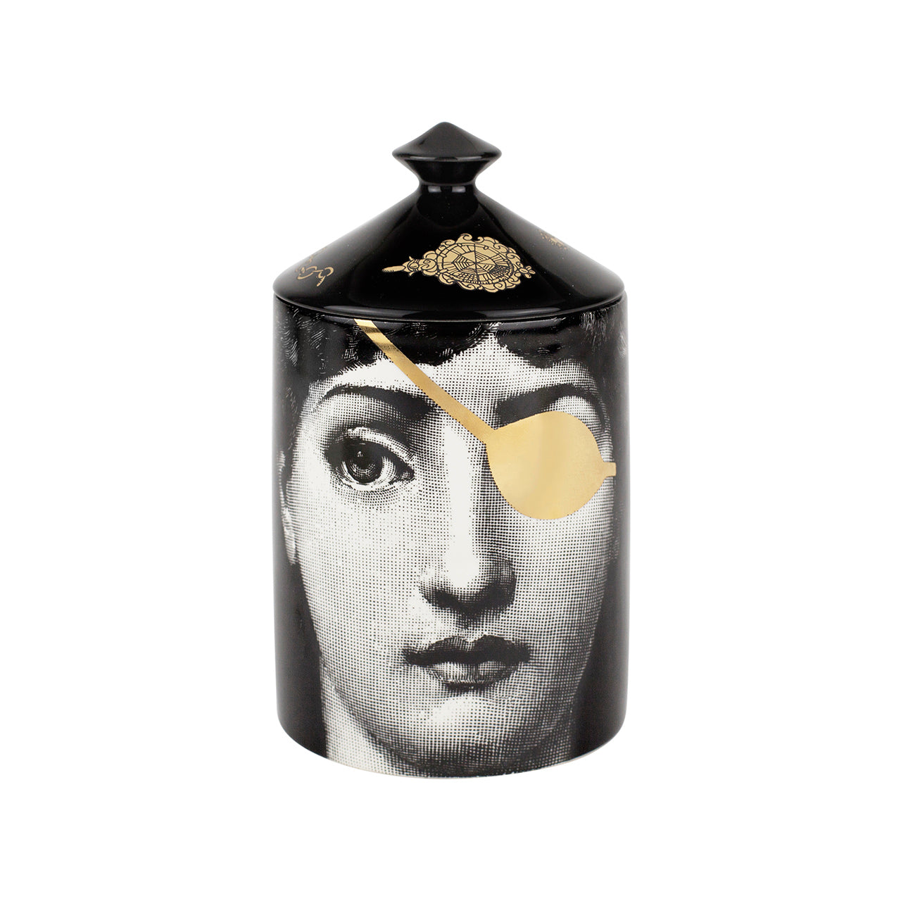 FORNASETTI - L'eclaireuse Candle