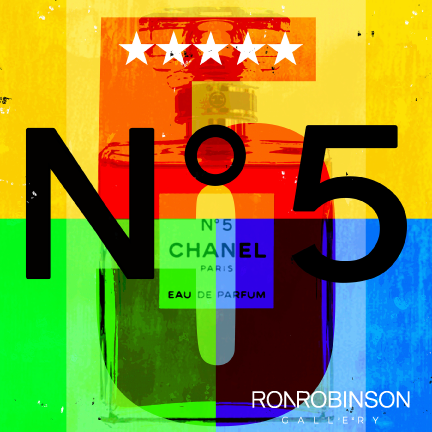 CHANEL No5  <br /> by Mark Andrew Allen