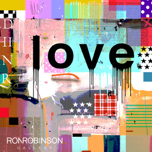 LOVE COLOR <br /> by Mark Andrew Allen